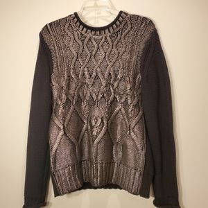 Narcisco Rodriguez sweater, Size Medium